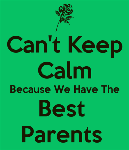 We love our Gator parents!
