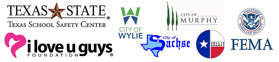 Wylie ISD SRP Partners. Texas State Safety Center, The City of Wylie, The City of Murphy, and others.