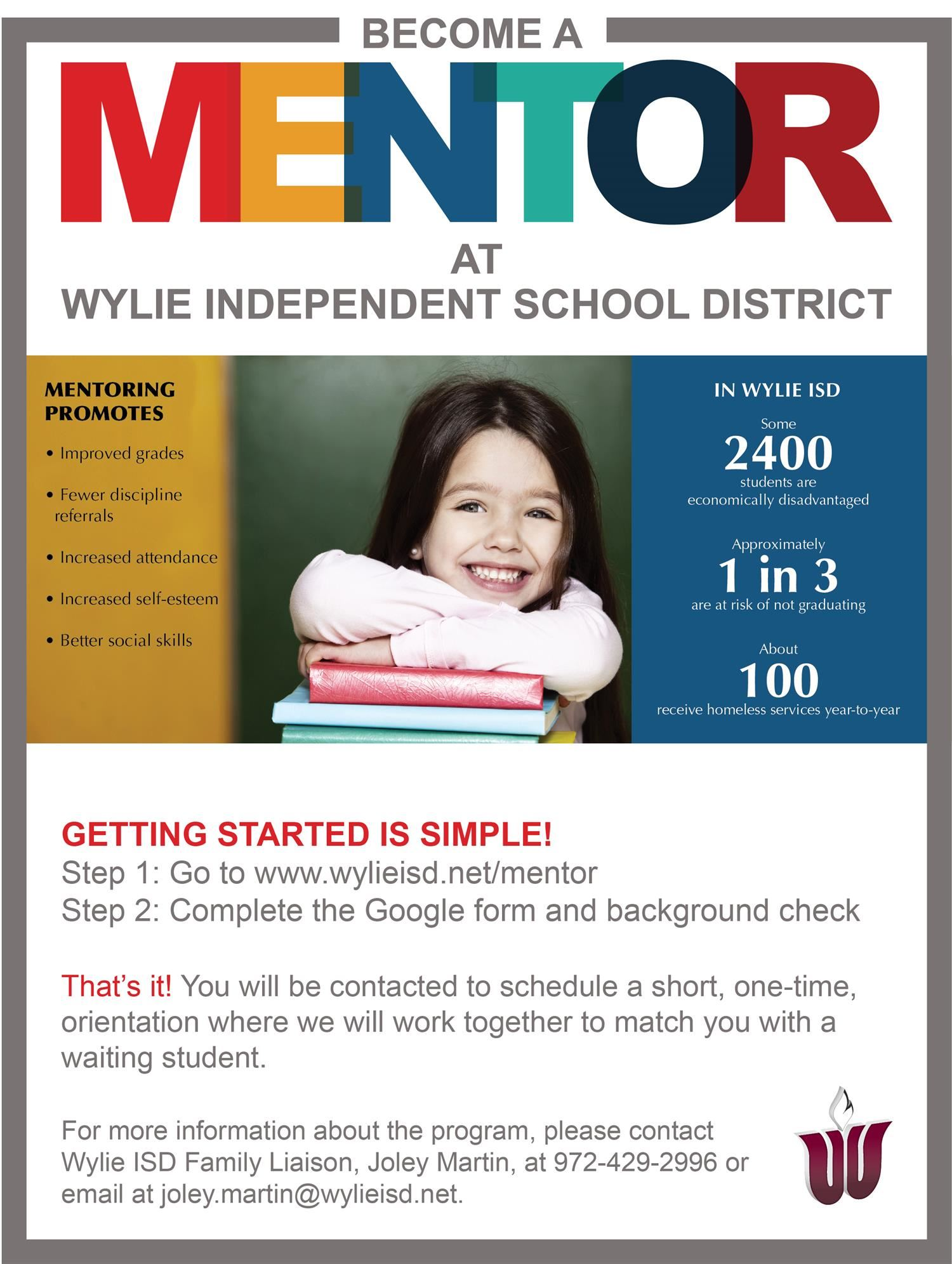Wylie ISD MENTOR Recruitment