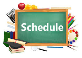 Class Schedule Pick-up and Meet the Teachers dates