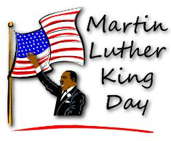 MLK Day - Student Holiday