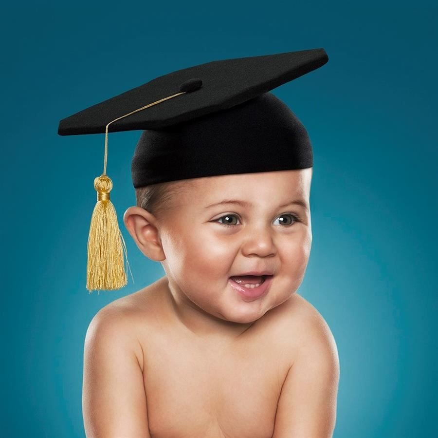 Seniors: submit a baby photo for the graduation video by April 26