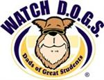 This is the WATCH D.O.G.S. logo.