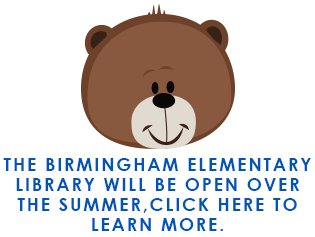 Birmingham Library Summer Hours Information