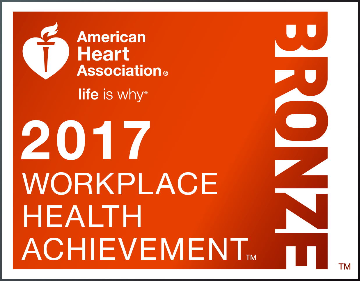 AHA Bronze Designation