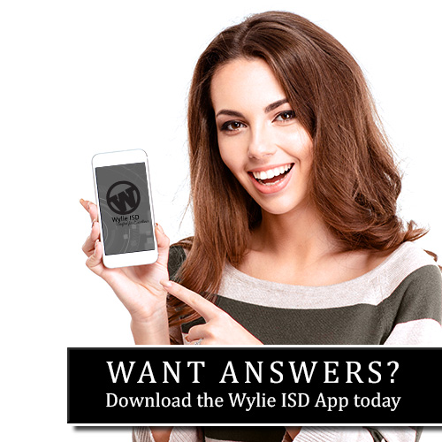 Download the Wylie ISD App