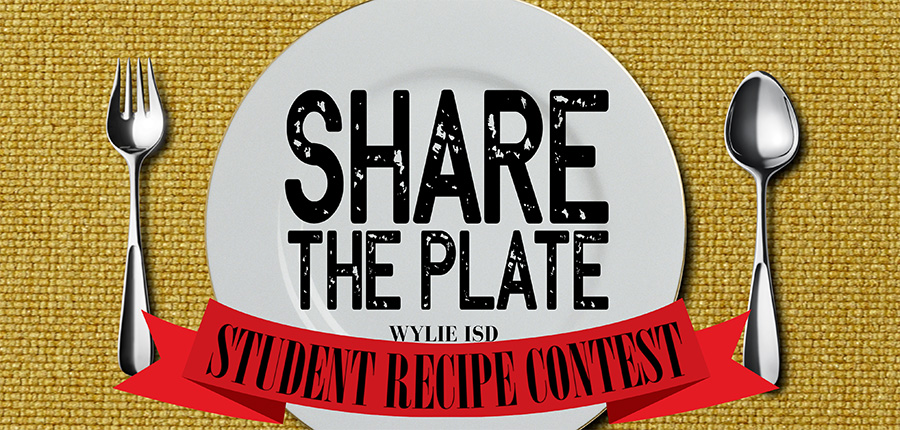 Share the Plate Student Recipe Contest
