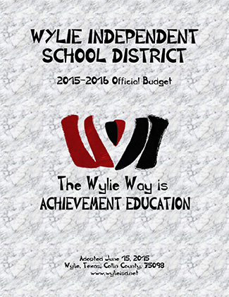 2015-16 Official Budget Book