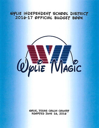 2016-17 Official Budget Book