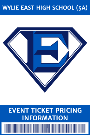 WEHS Ticket Pricing Information