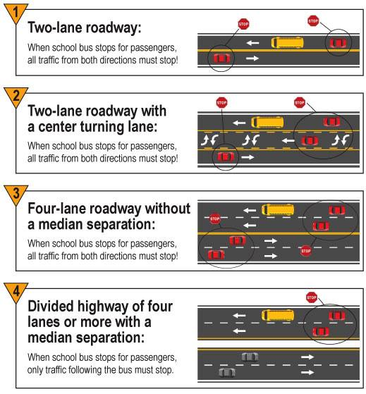 Bus Laws: Know When to Stop