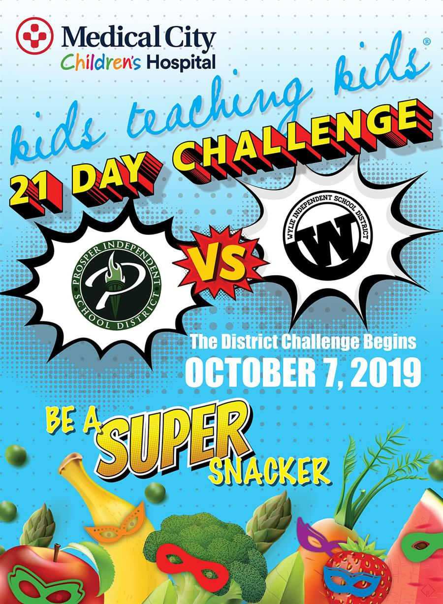 21-Day Snack Challenge