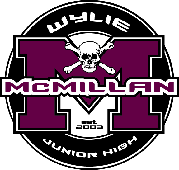 McMillan Junior High Logo