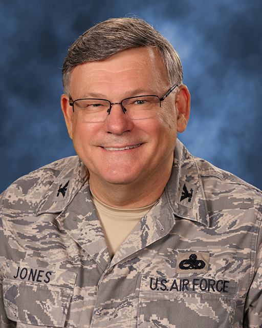 Colonel (Retired) Stephen A. Jones, USAF