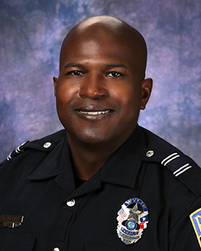 Officer Willie Wilkins